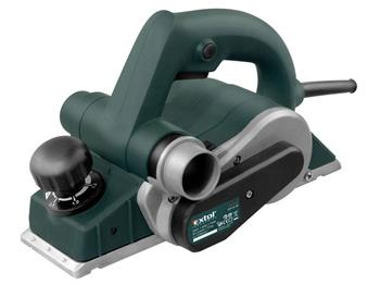 hoblík elektrický, 710W, 82mm, 0-2,6mm, EXTOL INDUSTRIAL, IEP 26-82