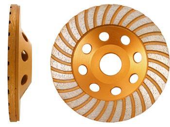 kotouč diamantový brusný, 150x22,2mm, EXTOL PREMIUM