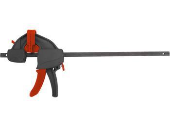 svěrka rychloupínací, 450mm, 205-710mm, EXTOL PREMIUM