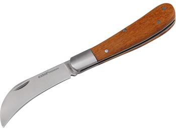 nůž štěpařský zavírací nerez, 170/100mm, délka otevřeného nože 170mm, délka zavřeného nože 100mm, k