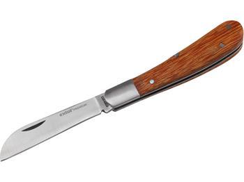nůž roubovací zavírací nerez, 170/100mm, délka otevřeného nože 170mm, délka zavřeného nože 100mm, k