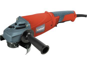 bruska úhlová, 1050W, 125mm, EXTOL PREMIUM, AG 125 L