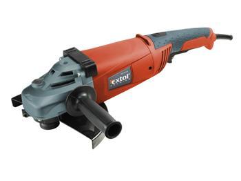 bruska úhlová, 2350W, 230mm, EXTOL PREMIUM, AG 230 SR; 8892020
