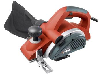 Extol hoblík elektrický, 900W, 82mm, 0-3mm, EXTOL PREMIUM, EP 900 F; 8893401