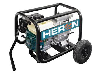 """čerpadlo motorové kalové 6,5HP, 3""""/3"""" (76mm), 1300l/min = 78m3/hod, 4,8kW (6,5HP)/4000min-1, HERON,"""
