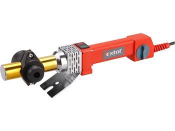 Extol svářečka polyfúzní, 800W, 0-300°C, EXTOL PREMIUM, PTW 80; 8897210