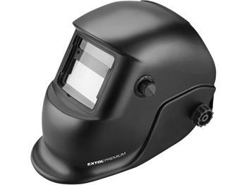 kukla svářecí samostmívací, 92x42mm, 1/25000s, optická třída 1/2/1/2, 2 senzory, UV/IR Ochrana: DIN
