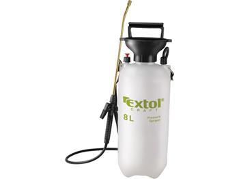postřikovač tlakový zahradní, 8l, EXTOL CRAFT; 92603