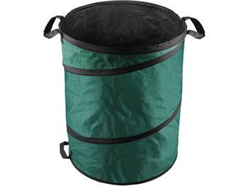 koš skládací na listí a zahradní odpad, 55x72cm, 170L, 3 držadla, PES, EXTOL CRAFT; 92900