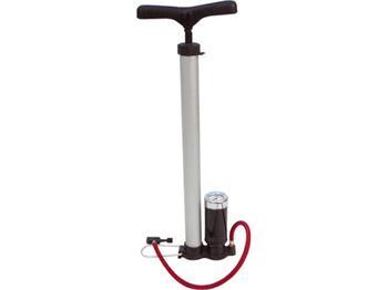 pumpa na kolo s manometrem, 110PSI/7bar, EXTOL CRAFT