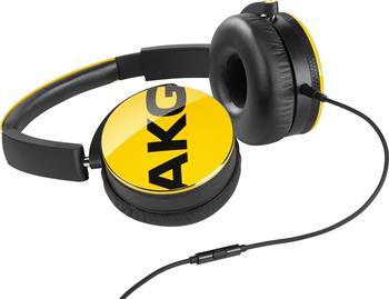 AKG Y50 Yellow - sluchátka
