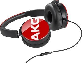 AKG Y50 Red - sluchátka