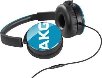 AKG Y50 Teal - sluchátka