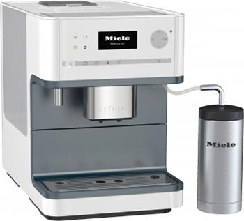 MIELE CM 6310 bílý - Volně stojící kávovar
