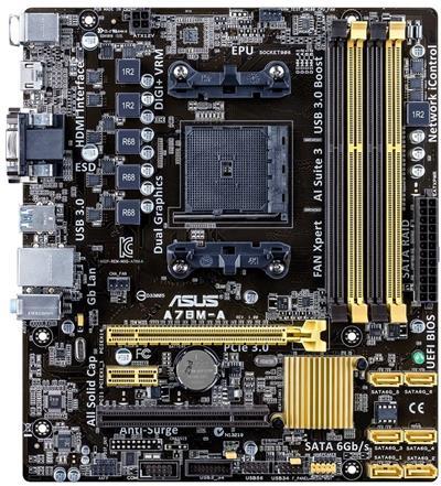 ASUS A78M-A; 90MB0I70-M0EAY0