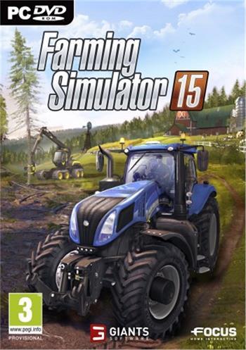 PC Farming Simulator 2015; 8592720122169