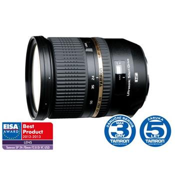 Tamron SP 24-70mm F/2.8 Di VC USD pro Sony