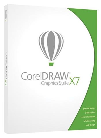 CorelDRAW Graphics Suite X7; CDGSX7CZPLDB