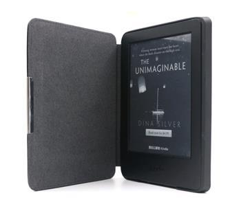 C-TECH PROTECT AKC-10, černé pouzdro pro Amazon Kindle 6 TOUCH, WAKE/SLEEP funkce,hardcover