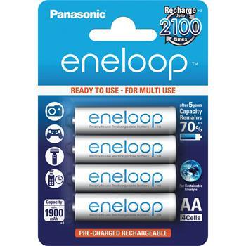 Baterie Panasonic Eneloop AA 4ks 3MCCE/4BE; 3MCCE/4BE