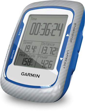 Garmin Edge 500 Blue Bundle