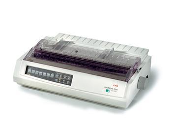 OKI ML3391 ECO - 24 jehličková tiskárna