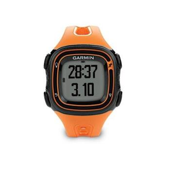 Garmin Forerunner 10 Orange and Black (vel. XL); 010-01039-16