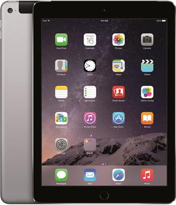 Apple iPad Air 2 Wi-Fi Cell 128GB Space Gray; MGWL2FD/A