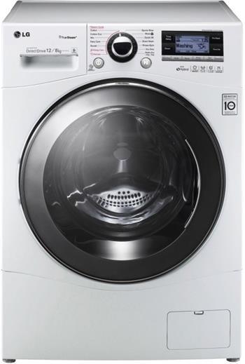 LG F12695RDH - automatická pračka / sušička; F12695RDH