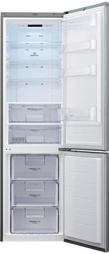 LG GBB530PZCFS - kombinovaná chladnička / mraznička; GBB530PZCFS