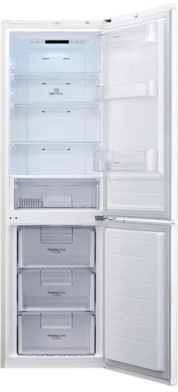 LG GBB539SWCWS - kombinovaná chladnička / mraznička; GBB539SWCWS