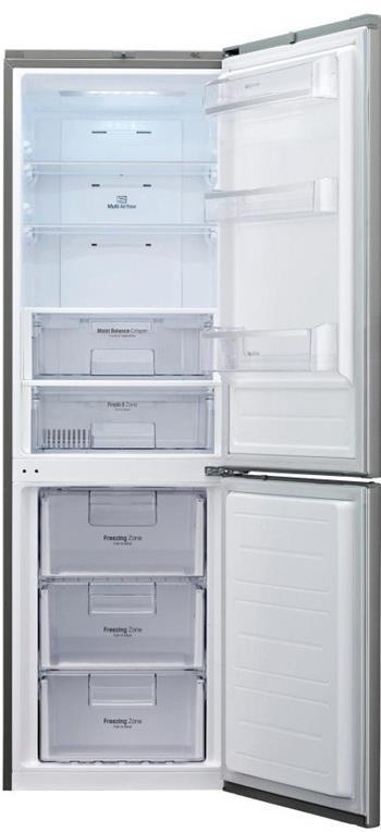 LG GBB539PZQZS - kombinovaná chladnička / mraznička; GBB539PZQZS
