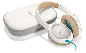 BOSE QuietComfort® 25 Apple bílá - sluchátka; B 715053-0020