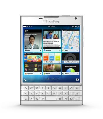 BlackBerry Passport QWERTY 3GB, 3G, White