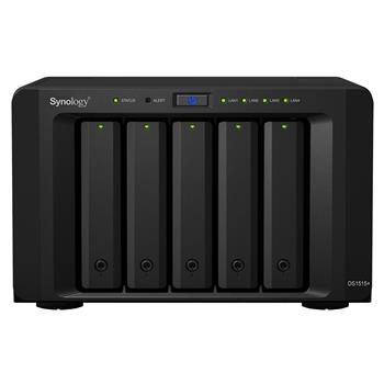 Synology DS1515+ DiskStation (5 bay); DS1515+