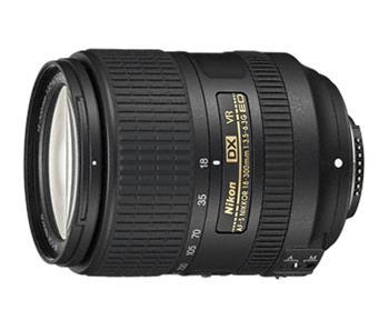 Nikon NIKKOR AF-S DX VR 18-300mm F3.5-6,3G ED (JAA821DA)