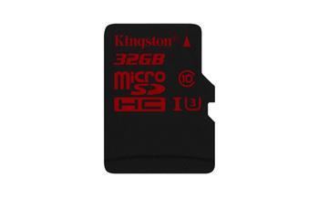 Kingston 32GB microSDHC U3 90R/80W class 10 (bez adapt)