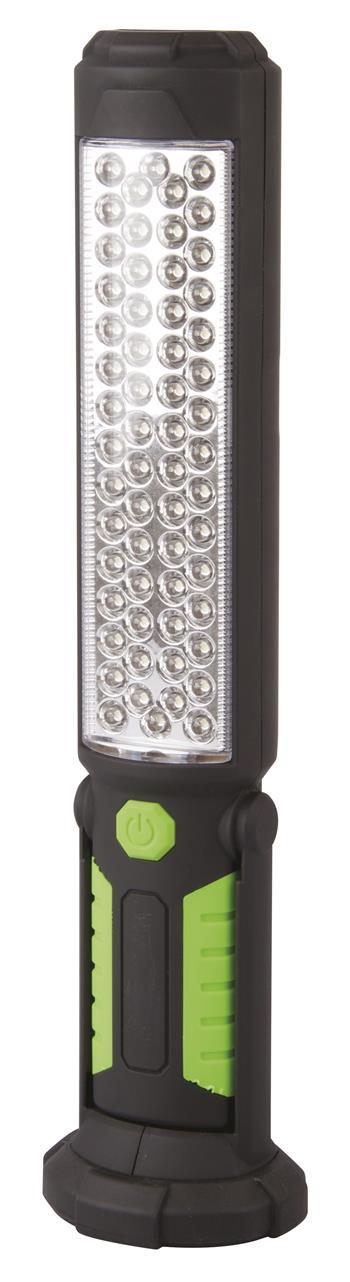Nabíjecí svítilna LED E708A, 60 + 5 LED