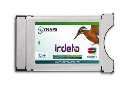 SYNAPS CA modul Irdeto CI+ (Skylink ready, T-Mobile, Freesat)