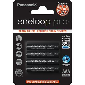 Baterie Panasonic Eneloop AAA 4ks 4HCCE/4BE