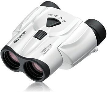 NIKON BINOCULARS ACULON T11 - dalekohled 8-24x25 White; BAA802SB