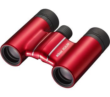 NIKON BINOCULAR ACULON T01 - dalekohled 10x21 RED; BAA804SB