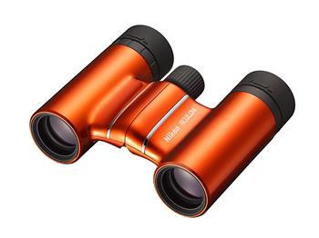 Nikon Binocular Aculon 8x21 oranžová; BAA803SC