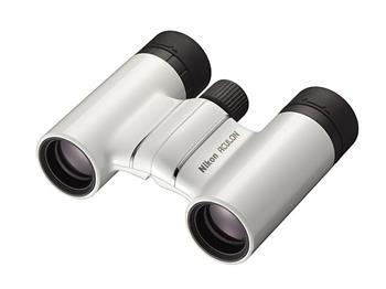 Nikon Binocular Aculon 8x21 white; BAA803SA