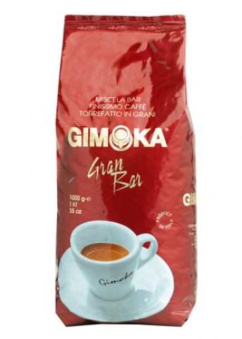 Gimoka Gran Bar zrnková káva 1kg; KAVA