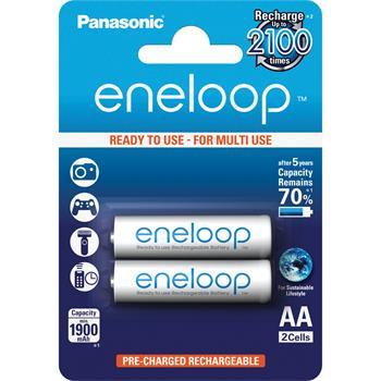 Baterie Panasonic Eneloop AA 2ks 3MCCE/2BE; 3MCCE/2BE