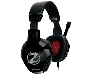 Zalman ZM-HPS300 , herní sluchátka s mikrofonem