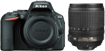 Nikon D5500 18-105 AF-S DX VR; VBA440K004