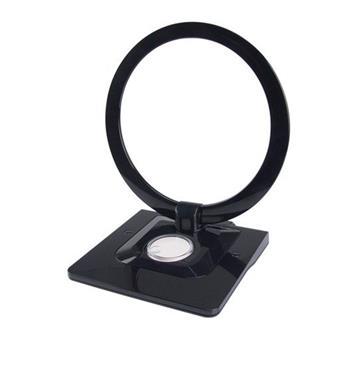 Solight digitální pokojová anténa, UHF, 45dB, LTE/4G filtr, černá; HP26