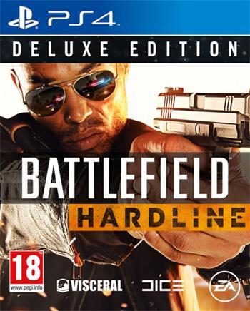 PS4 Battlefield Hardline Deluxe Edition